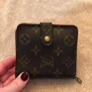 Handbags - Authentic Monogram Louis Vuitton wallet